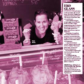 Eko glass i Stockholm - STIKKINIKKI