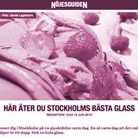 Nöjesguiden - The best ice cream in Stockholm is here - StikkiNikki